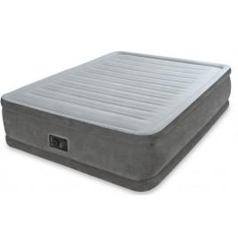 INTEX COMFRORT-PLUSH Queen zvýšená nafukovací postel, 64414