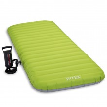 INTEX ROLL'N GO Nafukovací postel s pumpou 76 x 191 x 13 cm 64780