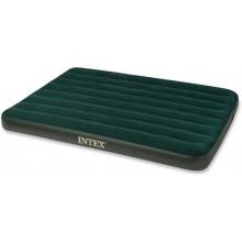 INTEX PRESTIGE DOWNY FULL Nafukovací postel s pumpou 137 x 191 cm 66968
