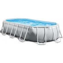 INTEX Prism Frame bazén s kartušovanou filtrací 503×274×122 cm 26796NP