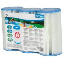 INTEX Filtrační kartuše A - 3 ks 29003