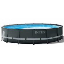 INTEX ULTRA XTR FRAME POOLS SET 4,88 m X 1,22 m s Pískovou filtrací 26326GN