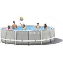 INTEX Bazén Prism Frame Pools 3.05 m x 0.76m, bez filtrace 26700NP
