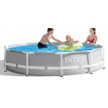 INTEX Bazén Pools Prism Rám 3.66m x 0.76m, bez filtrace 26710NP