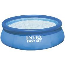 INTEX Easy Set bazén s kartušovou filtrací 2,44 x 0,61 m 28108GN
