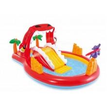 INTEX HAPPY DINO PLAY Dětský bazén 57160NP