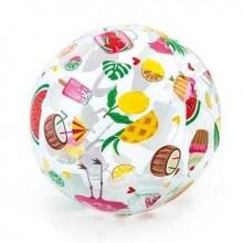 INTEX Nafukovací míč fruit 51 cm 59040NP