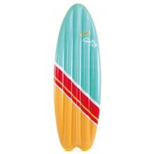 INTEX 58152 Nafukovací matrace Surf barevná 178 x 69 cm 58152