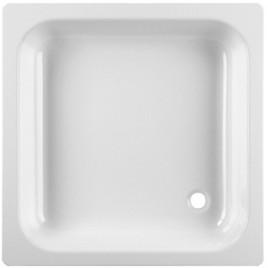 Jika SOFIA vanička 90x90 bílá hladký povrch H2140900000001