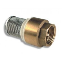 """NOVASERVIS zpětná klapka s filtrem JY502/25 1"""" 50225"""