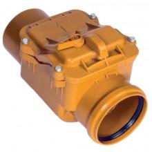 Kanalizační zpětná klapka DN 125