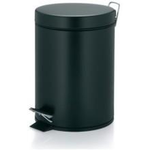 KELA Kosmetický koš AARON 5 l, černý KL-22352