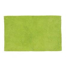 KELA koupelnová předložka 80x50 cm LADESSA UNI zelená KL-22460