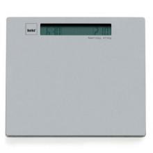 KELA Osobní váha SILVER, nerez stříbrná do 150kg KL-21835