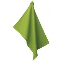 KELA Utěrka na nádobí AMALIE 70x50 cm zelená KL-10706