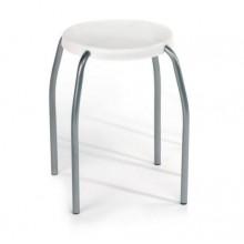 KELA Židle LYON bílá KL-18793