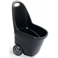 KETER EASY GO XL 62L vozík, antracit/šedá 17190643