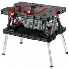 KETER skládací pracovní stůl 85x55x75,5cm černý 17182239