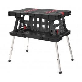 KETER PORTABLE skládací pracovní stůl s doplňky 17199331