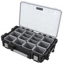 KETER GEAR Organizér 56 x 34,5 x 12,8 cm černá/šedá 17206659