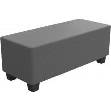 KETER MILAN 88L úložný box, 105 x 44 x 41cm, tmavě šedý 17205499