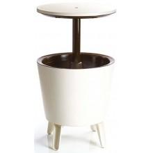 KETER COOL BAR Chladicí stolek, krémový/hnědý 17186745