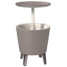 KETER COOL BAR Chladicí stolek, mocha/šedý 17186745