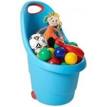 KETER KIDDIES GO vozík dětský, modrá 17183001