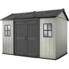 KETER OAKLAND 1175 SD zahradní domek, šedá/antracit 17204172