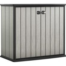 KETER TOOL STORE Úložná skříň, 139,5 x 77 x 120 cm, šedohnědá 17204254