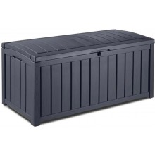 KETER GLENWOOD 390L zahradní úložný box 128 x 65 x 61 cm, grafit 17193522