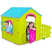 KETER MY GARDEN HOUSE dětský domek, zelená/modrá 17197223