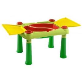 KETER Kreativní stůl Sand & Water zelený, 223684