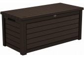 KETER NORTHWOOD 630L Zahradní úložný box 155,4 x 72,3 x 69,3 cm, hnědý 17210056