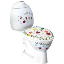 SAPHO KID dětské WC kombi, zadní odpad CK311.400.0F