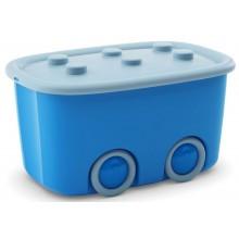 KIS FUNNY BOX L 46L 58x38,5x32cm modrý