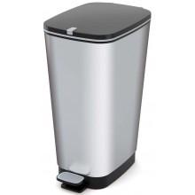 KIS CHIC BIN L 60L STEEL odpadkový koš 29x44,5x60,5cm