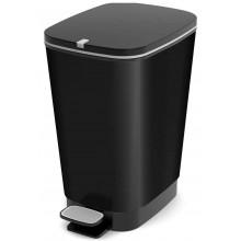 KIS CHIC BIN M 35L odpadkový koš 40,5x26,5x45cm black matt