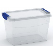 KIS OMNI LATCH BOX S 16L 39x26x24cm transparentní