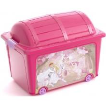 KIS W BOX TOY STYLE PRINCESS 50L 56,5x39x42,5cm