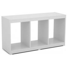 KIS KISKREO MODULE TRIPLE skříň trojitá 116,5x39,5x62cm bílá