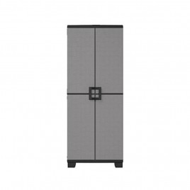 KIS UP UTILITY skříň 68x39x173cm dark grey