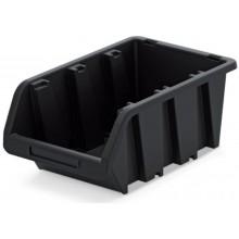 Kistenberg TRUCK Plastový úložný box, 15,5x10x7cm, černý KTR16
