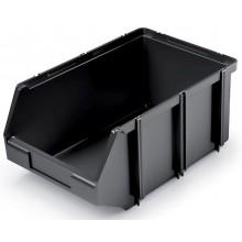 Kistenberg CLICK BOX Plastový úložný box, 16,2x10,8x7,5cm, černá KCB16-S411
