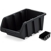 Kistenberg TRUCK Plastový úložný box, 19,5x12x9cm, černý KTR20