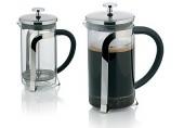KELAKonvička na čaj a kávu French Press 700 ml, nerezKL-10851