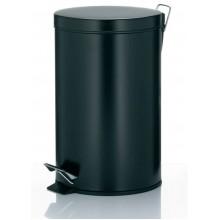 KELA Koš odpadkový 12 l KILIAN, černá KL-10931