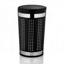 KELAKoš na prádlo Sevilla35x60,5cm černá KL-21818