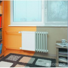 Korado RADIK deskový radiátor typ KLASIK R 21 554 / 1200, 21055120-R0-0010