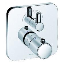 KLUDI E2 podomítková vanová/sprchová termostatická baterie,chrom 498300575